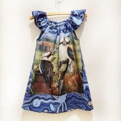 'The Kookaburra boys' - dress