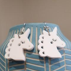 Charlene The Unicorn Earrings