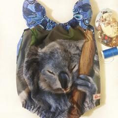 'Koala love' -romper