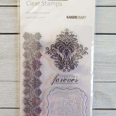 Kaisercraft Stamps - After Five