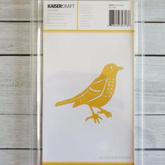Kaisercraft Die - Bird