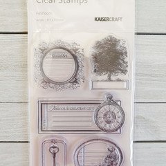 Kaisercraft Stamps - Heirloom