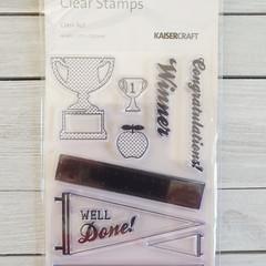 Kaisercraft Stamps - Class Act