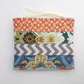 Pieced Remnant Purse