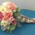 Spring Mixed Flower Wedding Bouquet