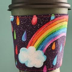 Rainbow Cup Cuff