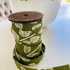 Green Organic Bias Binding