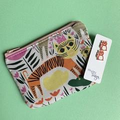 Cat Earring & Coin Purse Gift Set