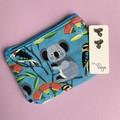 Koala Earring & Coin Purse Gift Set