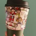 Tea Ladies Cup Cuff