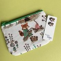 Fox Earring & Coin Purse Gift Set