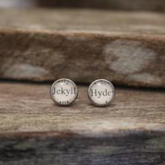 Jekyll ~ Hyde Earrings