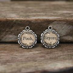 ~ Pooh and Eeyore Earrings ~