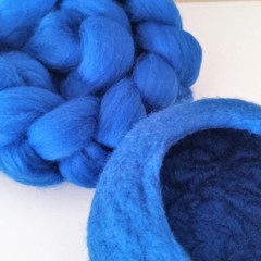 Aqua Wet Felted Bowl Kit