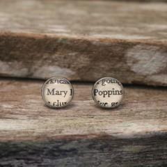 Mary Poppins Earrings ~