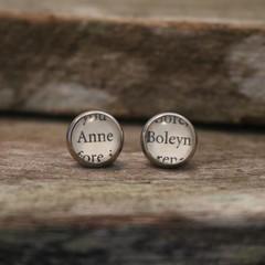 Anne Boleyn Earrings