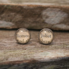 Romeo and Juliet Earrings