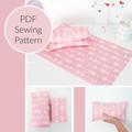 Nappy Wallet & Baby Change Mat PDF Sewing Pattern