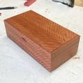 Jewellery | Keepsake | Wood Box In Rose Gum