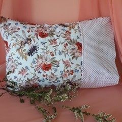 TODDLER/JUNIOR PILLOWCASE - ELDERBERRY FAIRY