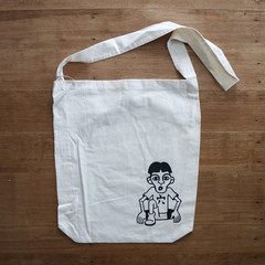 Hole Boy - Eco • Reusable Shopping Tote Bag