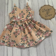 Floral Sorrento Dress, Size 2 & 3, Girls Dresses
