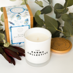 Blue Mountains Scented Soy Candle