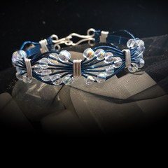 BowTie CopperWire Bangles (5x available)