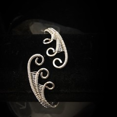 Swirl Woven Cuffs (6x available)