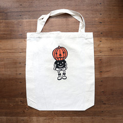 Pumpkin Boy - Eco • Reusable Shopping Tote Bag