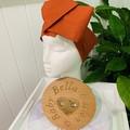 Wire Headband - Burnt Orange