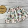 Ballet Dancer Skirt, Size 3 & 4, Girls Skirts