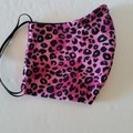 Face Masks Animal print fabric