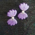 Baeside Suburb - Clam Cutie: purple