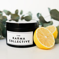 Eucalyptus & Lemon Scented Soy Candle Tin