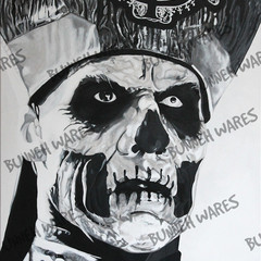 Oh, Papa! - Fine Art Print | Ghost Band, Papa Emeritus II | Giclee A4, A3, A2