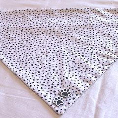 Dog Bandana - Stars In Their Eyes, Dog Neckerchief, Dog Tie Up Bandana, Scarf