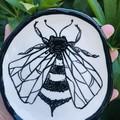 Bee plate 🐝