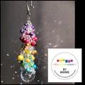 Drippy Glass Suncatchers - medium (5x available)