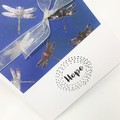 Inspiration/Sumpathy Card - Hope - with dragonflies