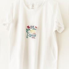 Hand painted women's T Shirt
