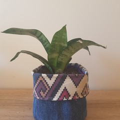AZTEC Recycled Pot Cover