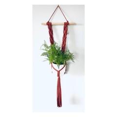 Plant hanger (rust/dowel)