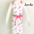 Ice Cream Kids Handmade Apron FREE Post!