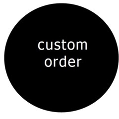 CUSTOM ORDER - Adult Linen & Organic Cotton Face Mask