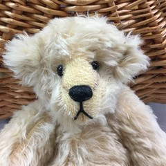 Big foot pale beige Teddy Bear