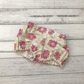 Floral Pucker Shorts, Size 000, Baby Girls Bloomers