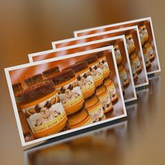 Queen Of New England's Sumo Bum Jam - Mini Art Cards
