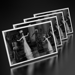 A Game Of Chess At The Hall Of Mirrors - Mini Art Cards