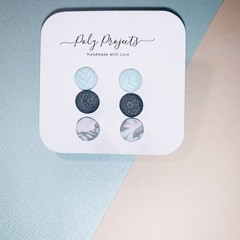 DAISY COLLECTION STUDS